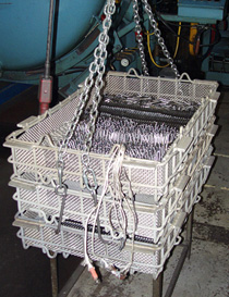Stainless Steel Bar Basket